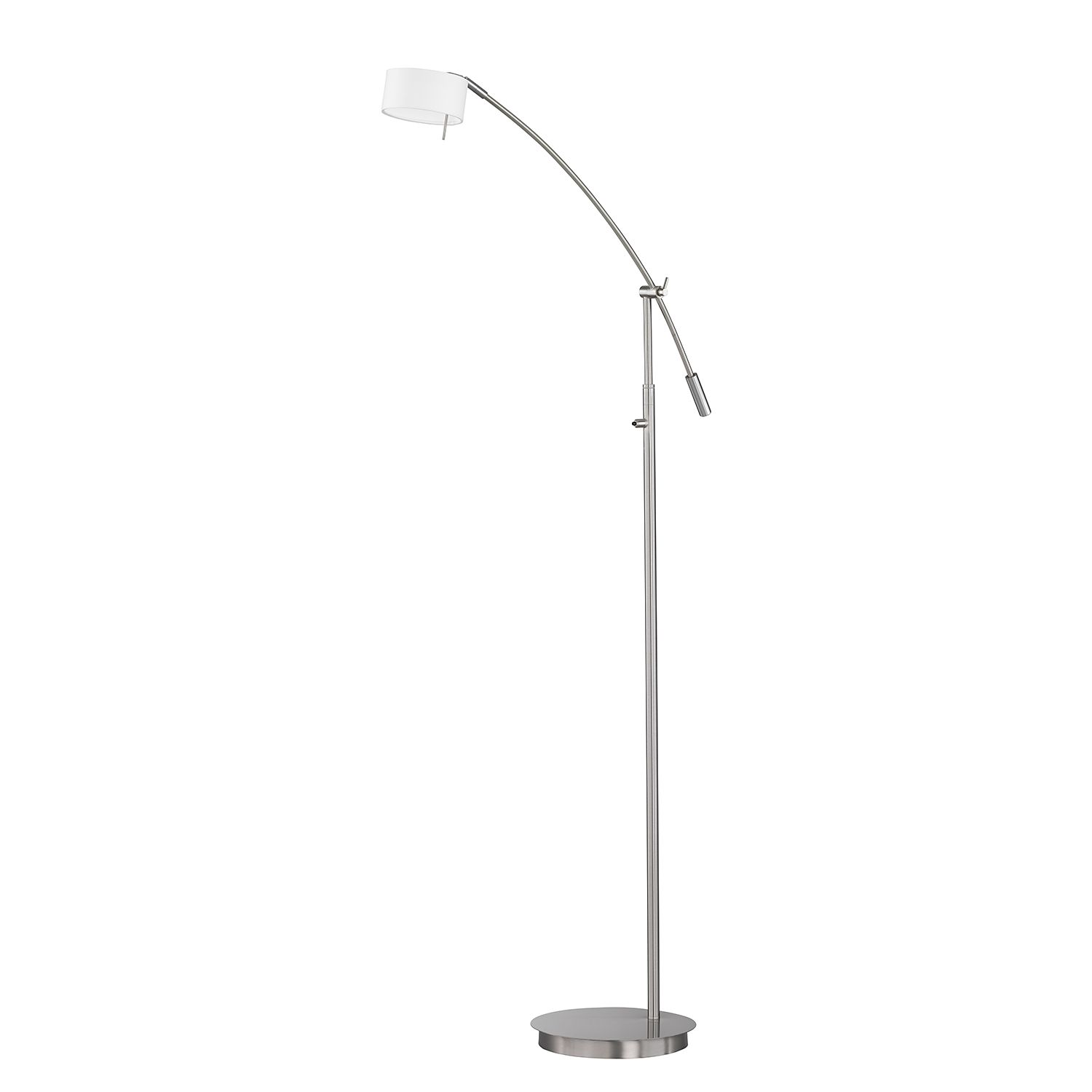 home24 LED-Stehleuchte Cin II