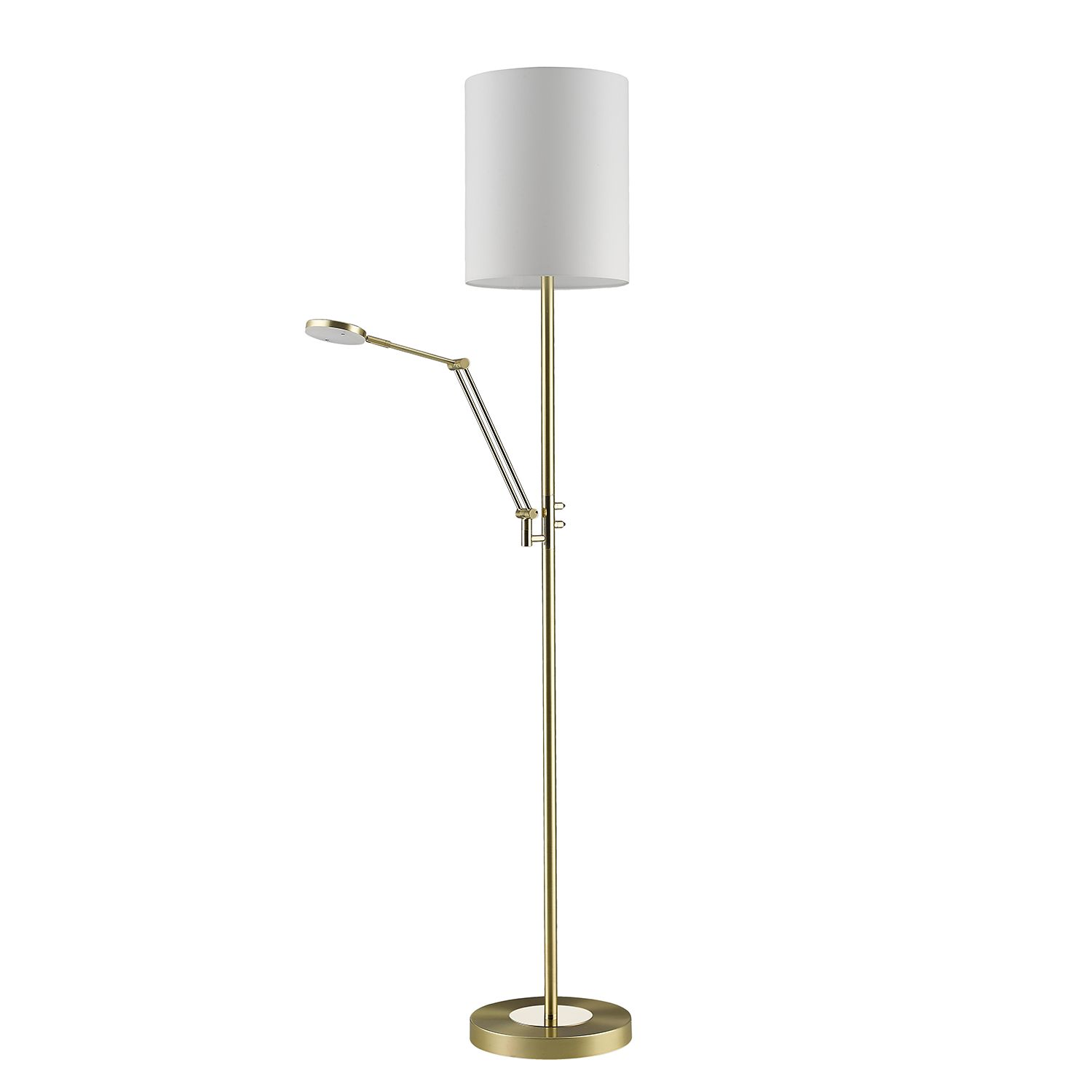 home24 LED-Stehleuchte Varese Alta