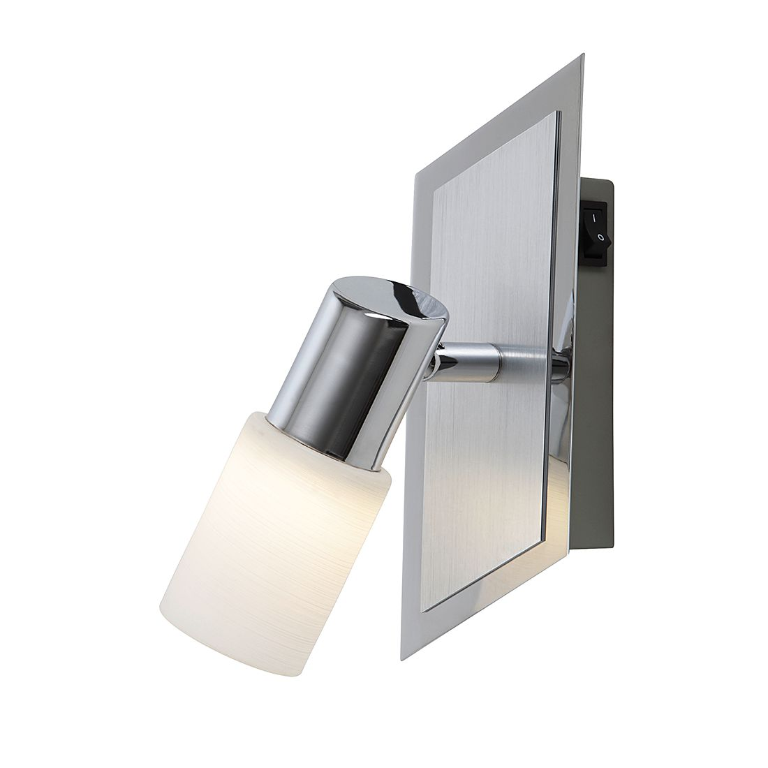 home24 LED-Strahler   Lampen > Strahler und Systeme > Strahler und Spots   Silber   Metall   Trio