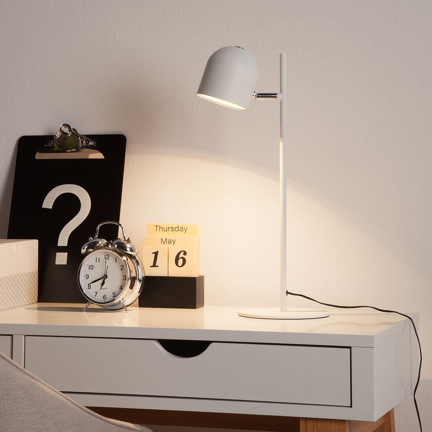 Lampe de table LED Jon