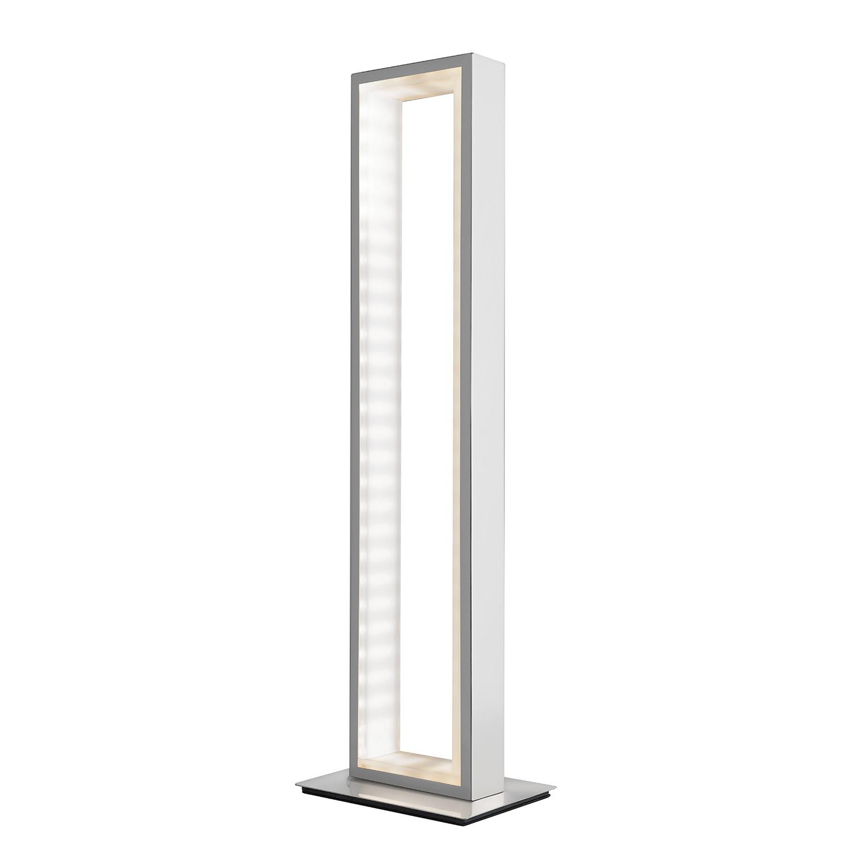 EEK A+, Lampe de table LED Otti - Métal Argenté satiné, Sompex