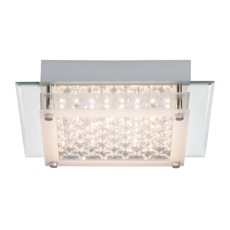 home24 LED-Wand- und Deckenleuchte Larina