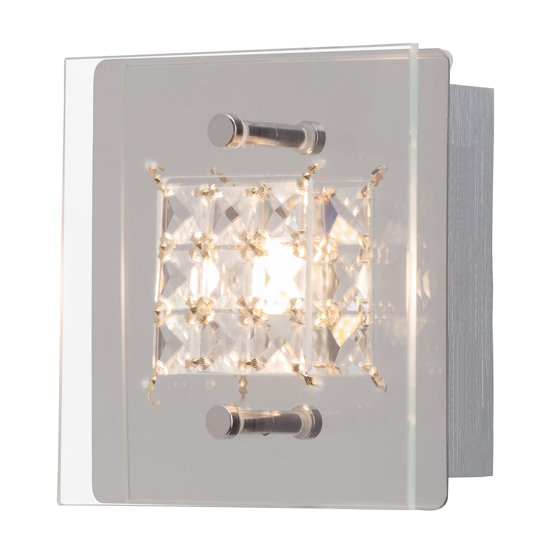home24 LED-Wand- und Deckenleuchte Martino
