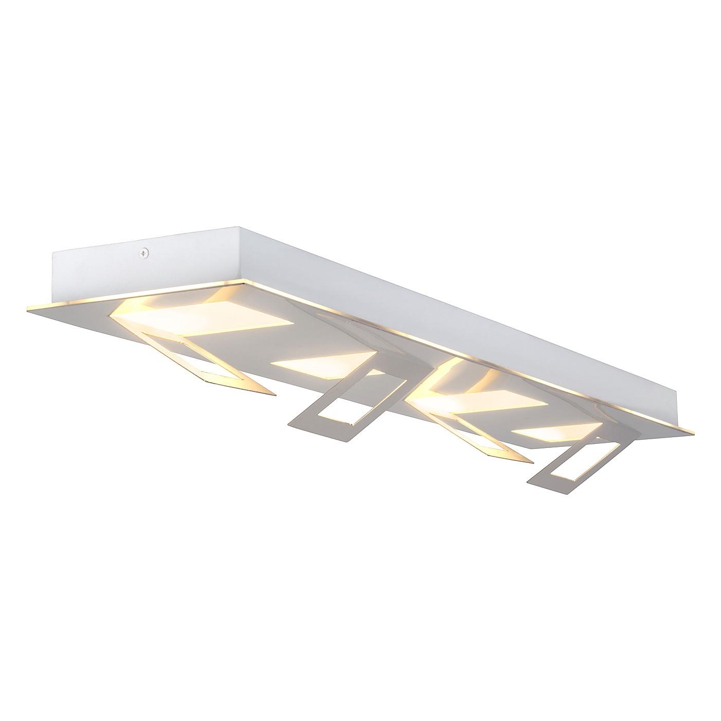 home24 LED-Deckenleuchte Doors I