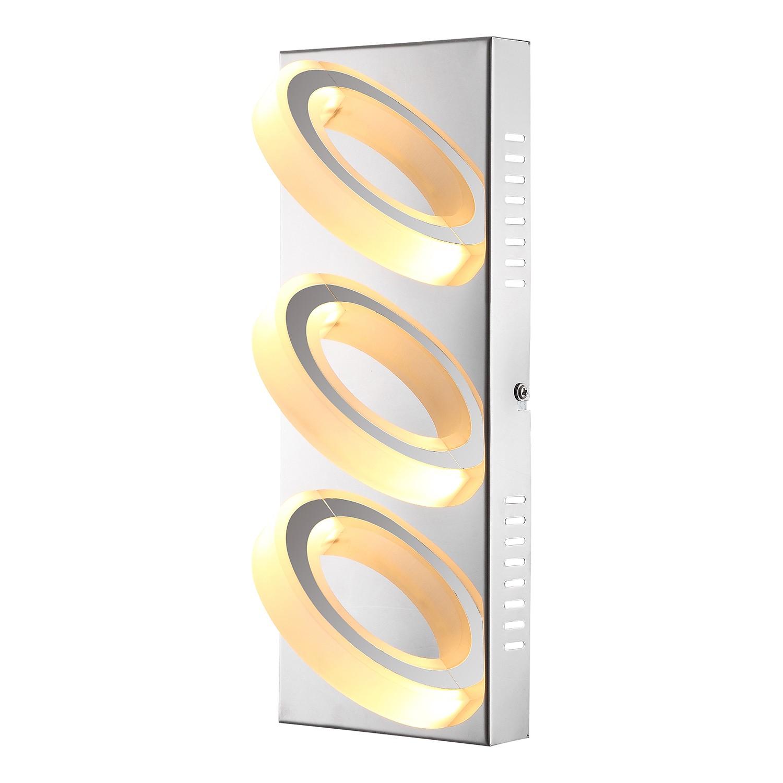 home24 LED-Wandleuchte Mangue II