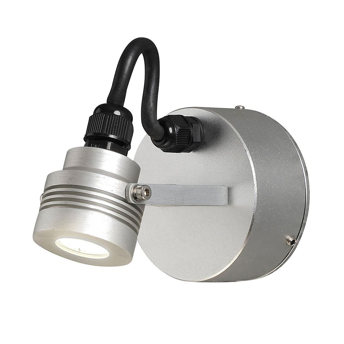 home24 LED Wandleuchte Monza Small
