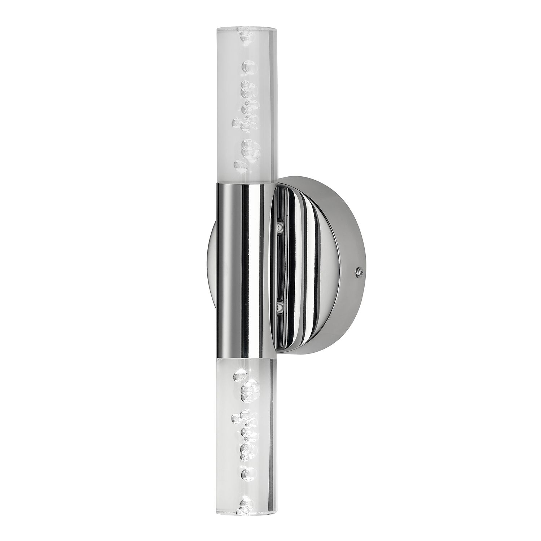 EEK A+, LED-Wandleuchte Oasis - Acrylglas / Metall - 2-flammig, SPA line