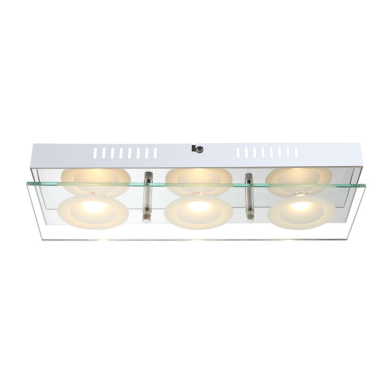 LED-Wandleuchte Oda 3-flammig