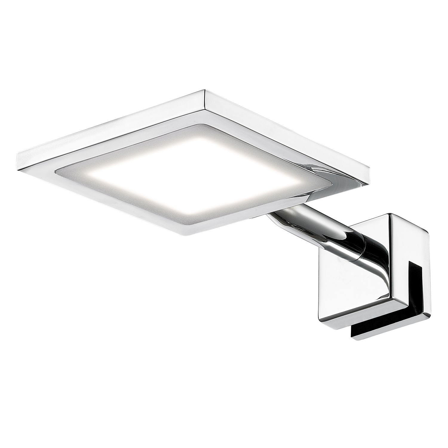 home24 LED-Wandleuchte Pax