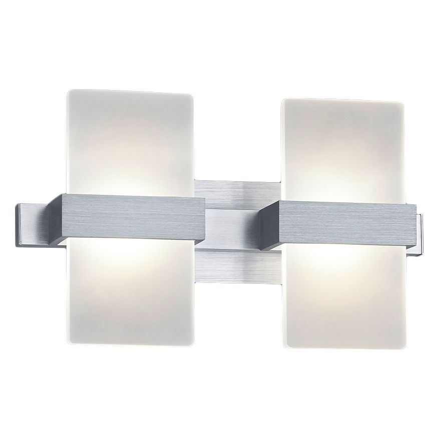 home24 LED-Wandleuchte Platon