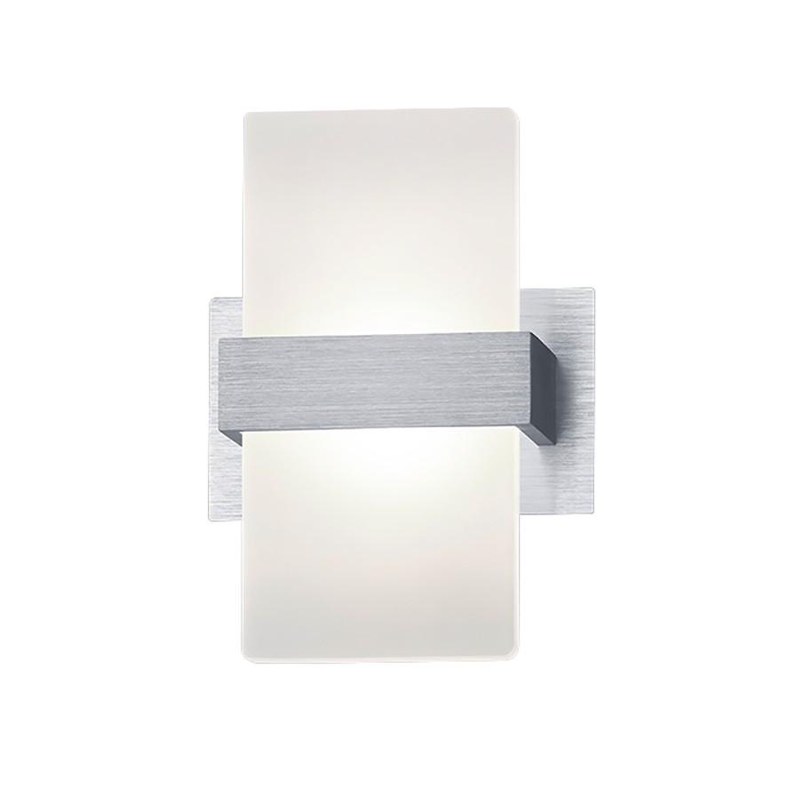 home24 LED-Wandleuchte Platon