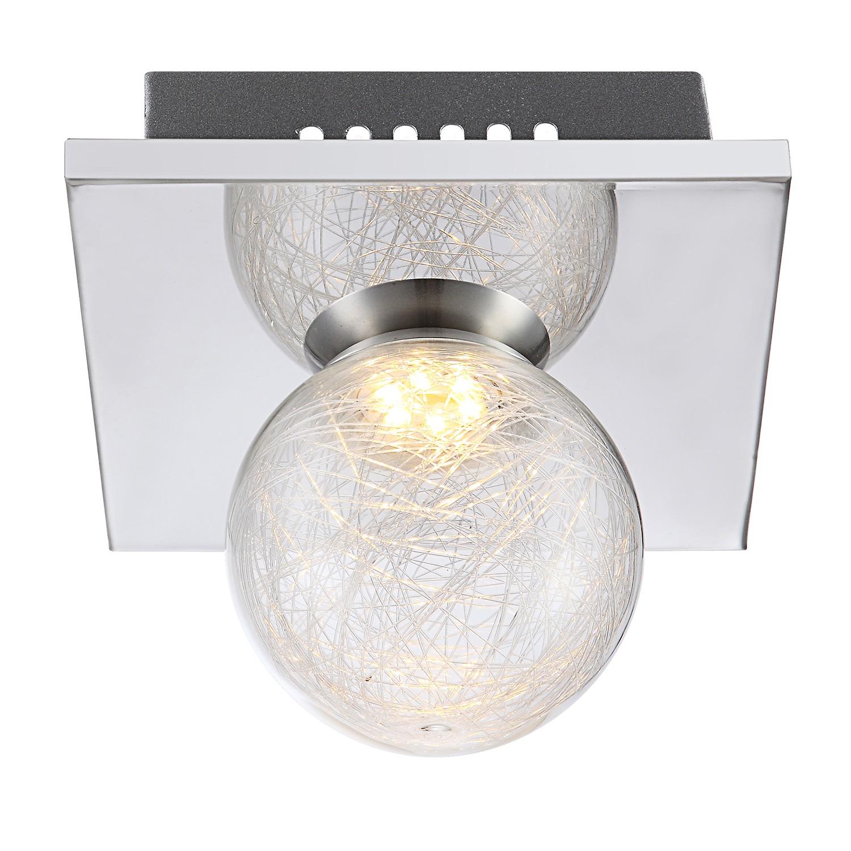 home24 LED-Wandleuchte Sakeka