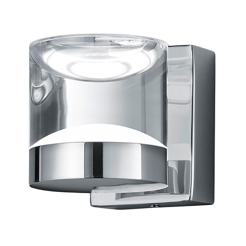 home24 LED-Wandleuchte Brian