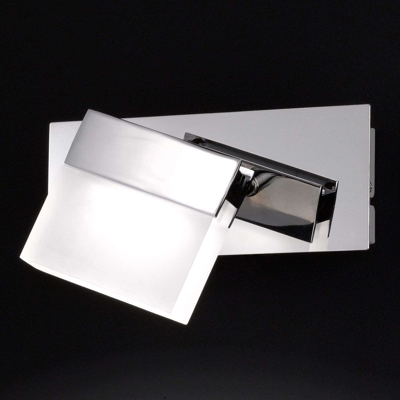 home24 LED-Wandleuchte Sonett