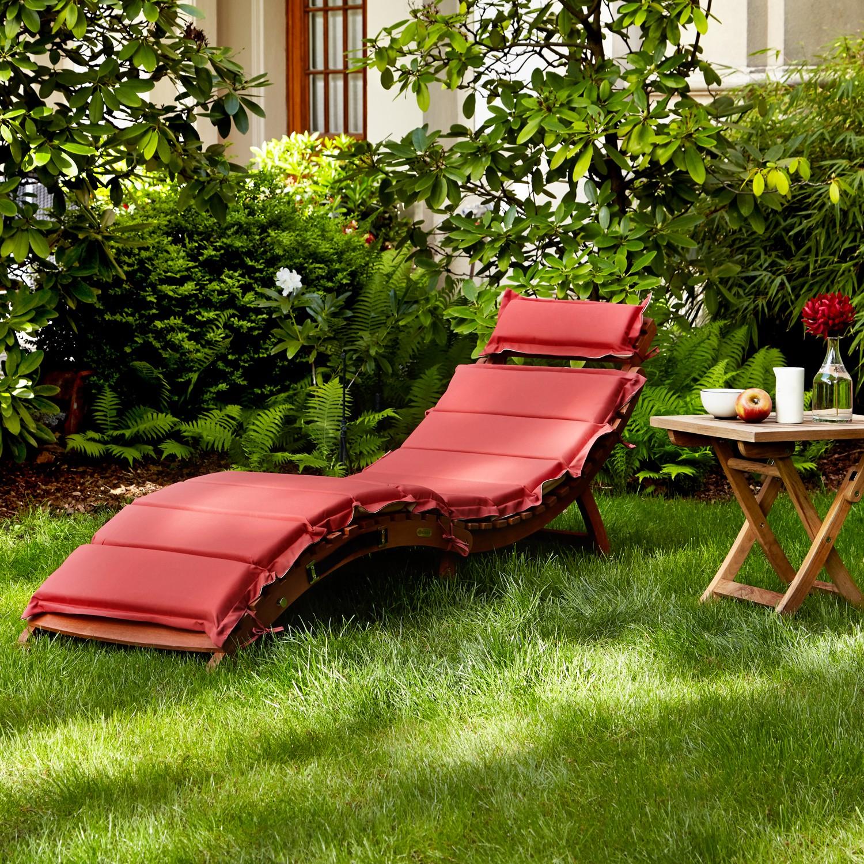 Home24 Tuinligstoel Ipanema I,