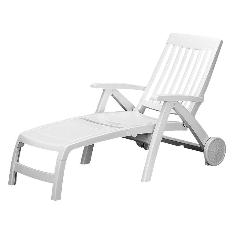 Liege Palma II - Kunststoff - Weiß, Sieger