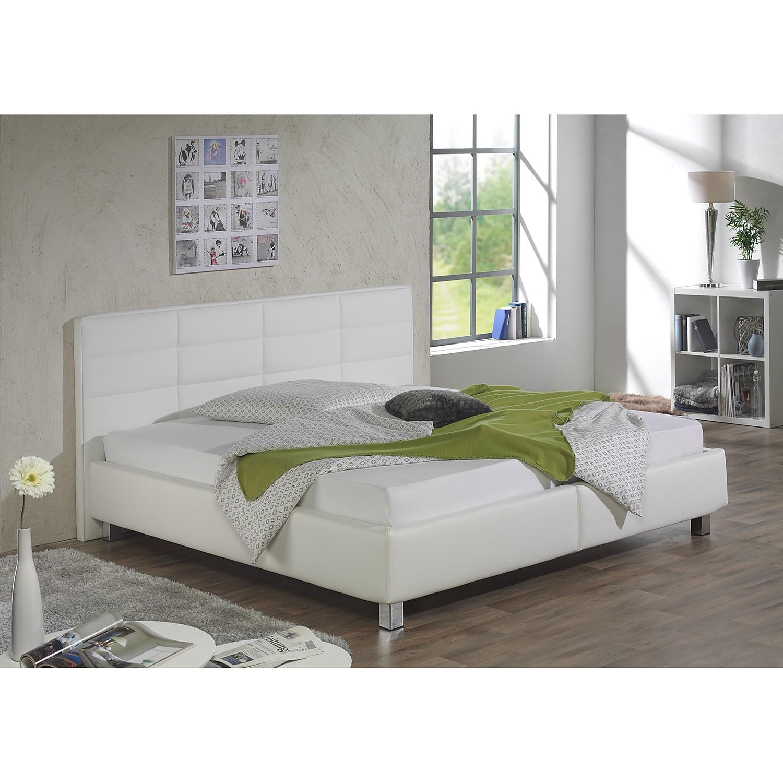 Home24 Gestoffeerd bed Parsberg II, loftscape