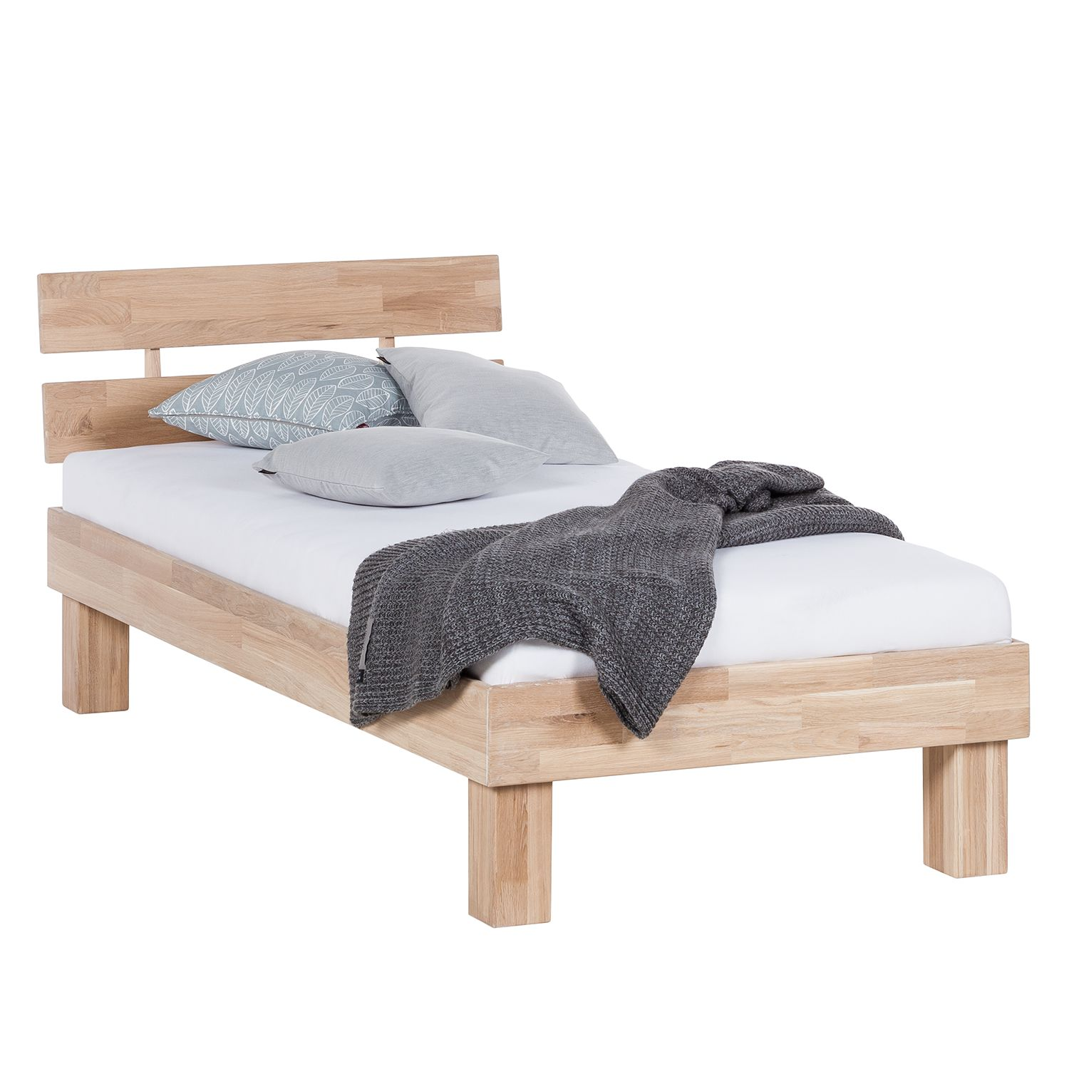 Massief houten bed AresWOOD, Ars Natura