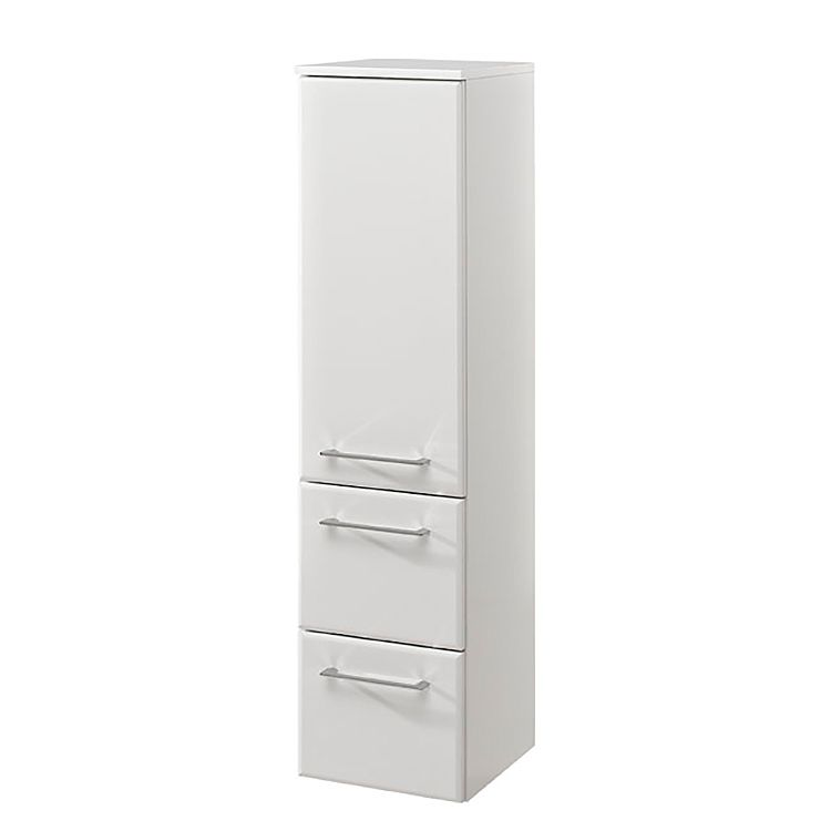Midischrank Java White