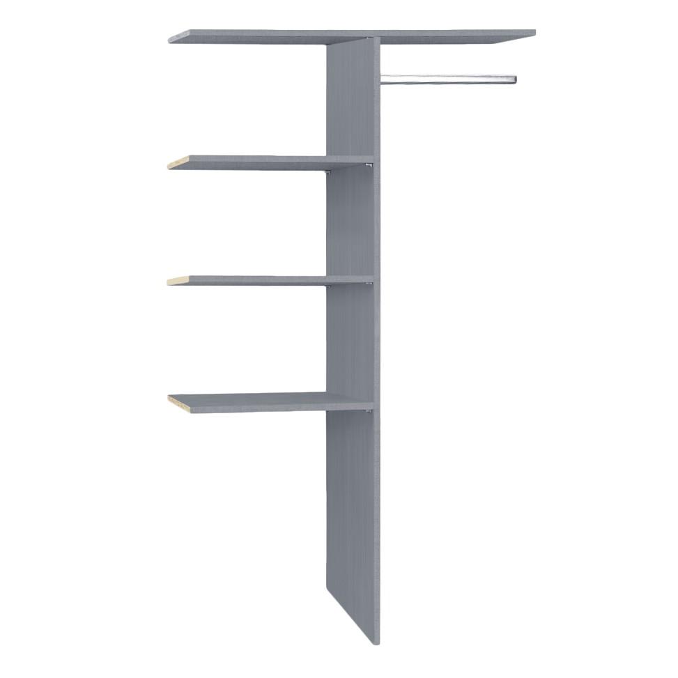 goedkoop Tussenschot grijs 87cm Wimex
