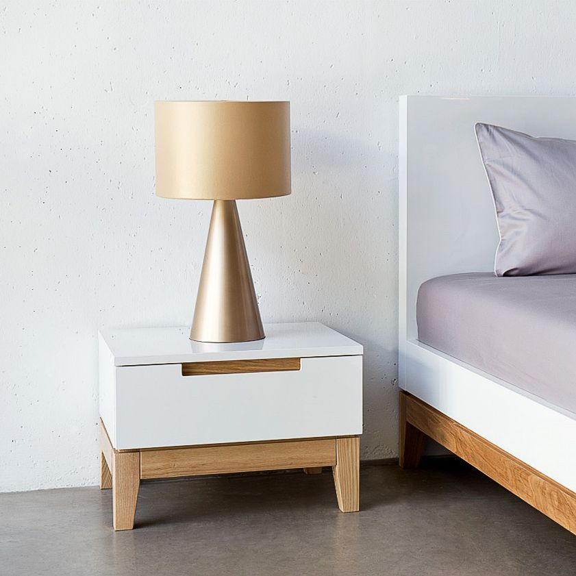 home24 Nachtkommode Dahlia | Schlafzimmer > Kommoden