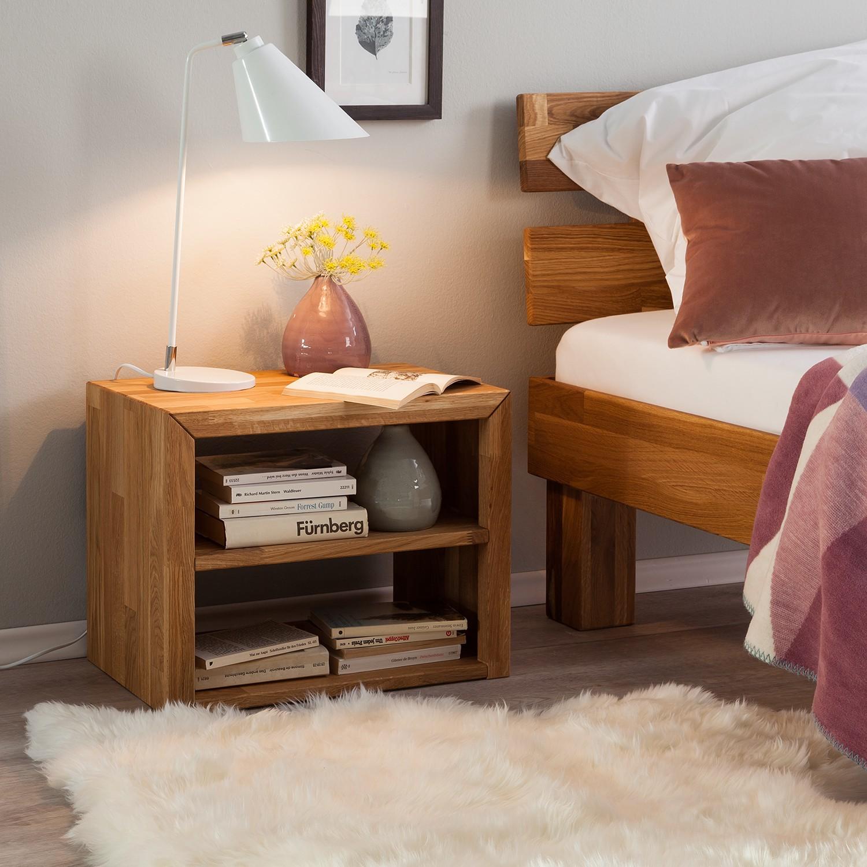 Schlafzimmermöbel - Nachtkommode MolaWood - Ars Natura - Braun