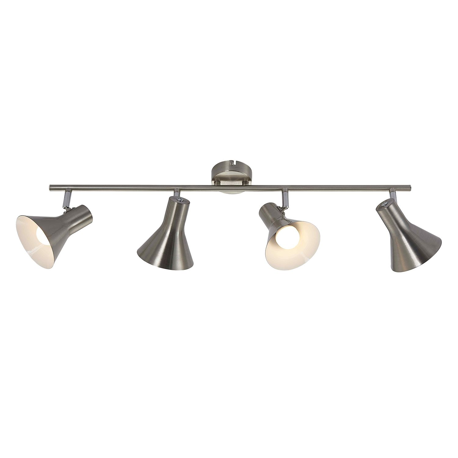home24 LED-Deckenstrahler Cork I