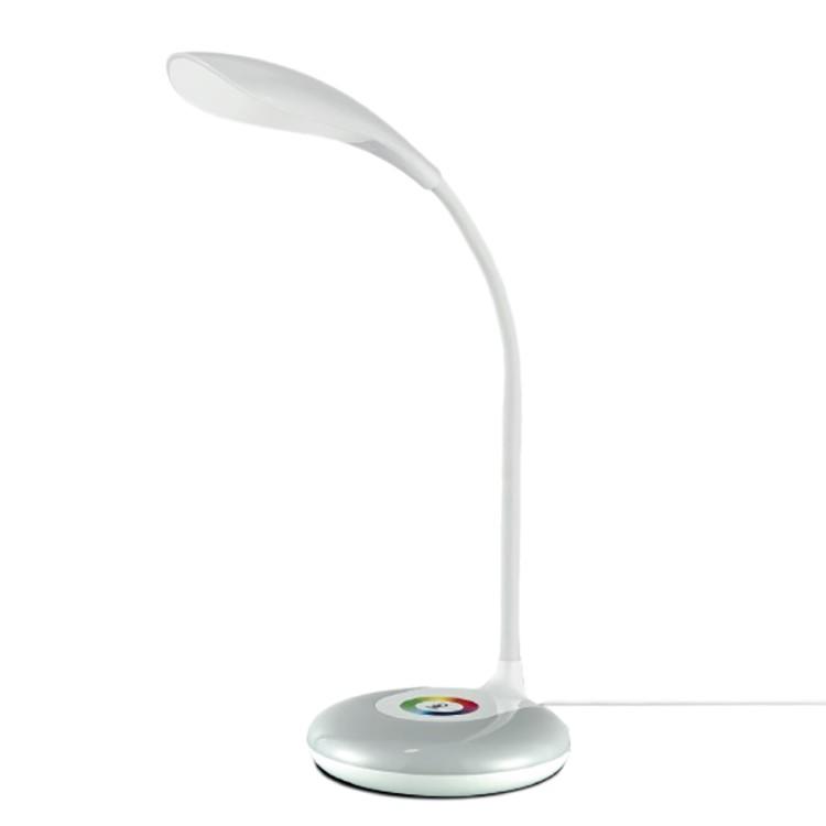 Lampe de bureau LED Colori Curve