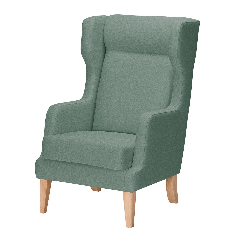 gruen textil ohrensessel online kaufen m bel suchmaschine. Black Bedroom Furniture Sets. Home Design Ideas