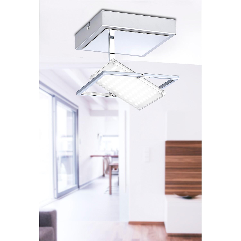 home24 LED-Deckenleuchte Fantino