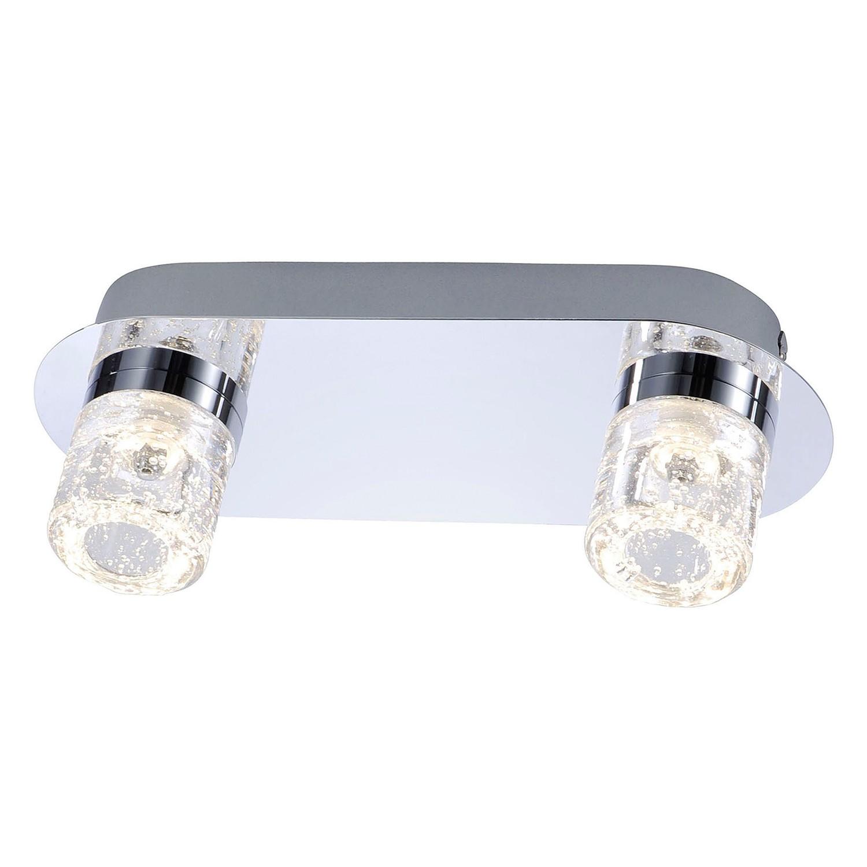 home24 LED-Deckenleuchte Bilan I