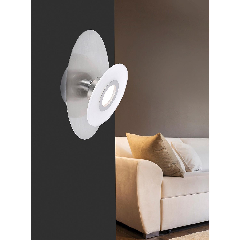 home24 LED-Wandleuchte Magna Shine