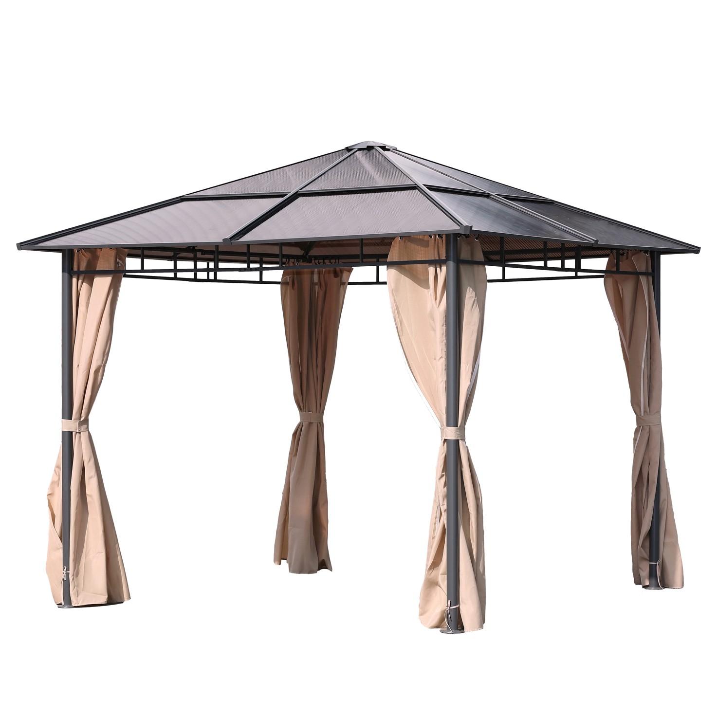 stahl pavillon 3x3 preisvergleich die besten angebote online kaufen. Black Bedroom Furniture Sets. Home Design Ideas