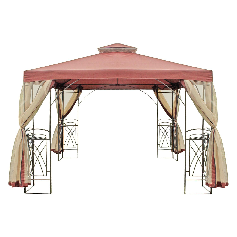 stahl pavillon 3x3 preisvergleich die besten angebote. Black Bedroom Furniture Sets. Home Design Ideas