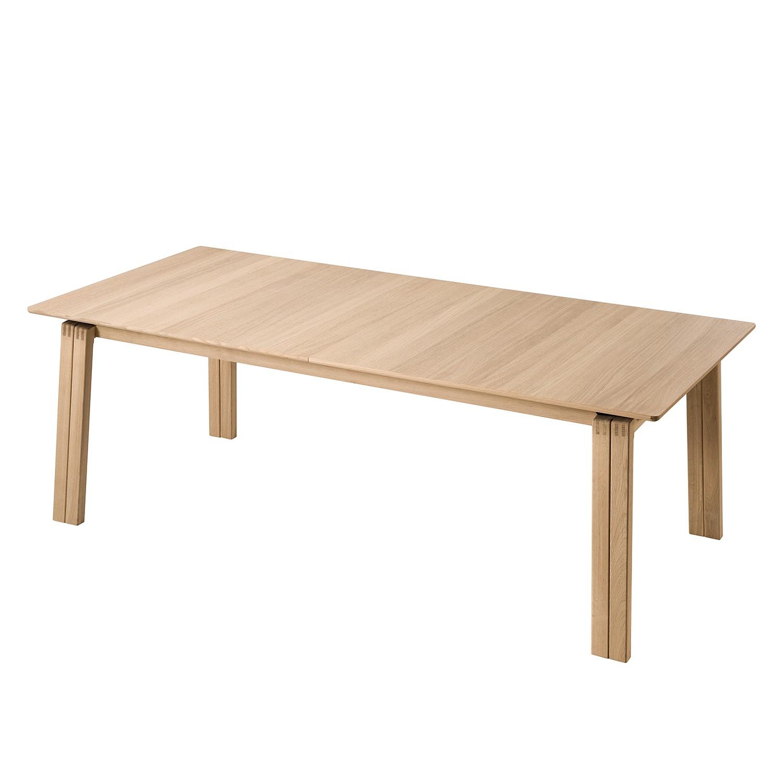 table manger liendo i avec rallonge partiellement en. Black Bedroom Furniture Sets. Home Design Ideas