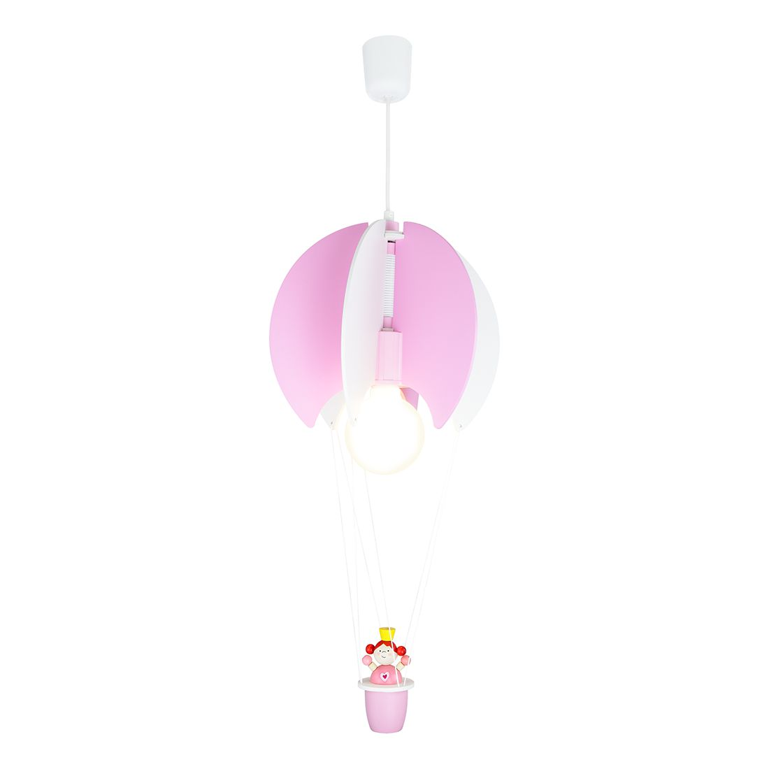 Suspension Ballon et princesse