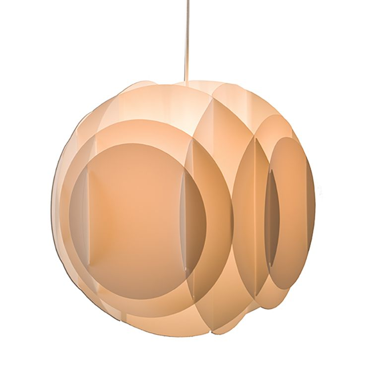 Suspension Disco Pendant