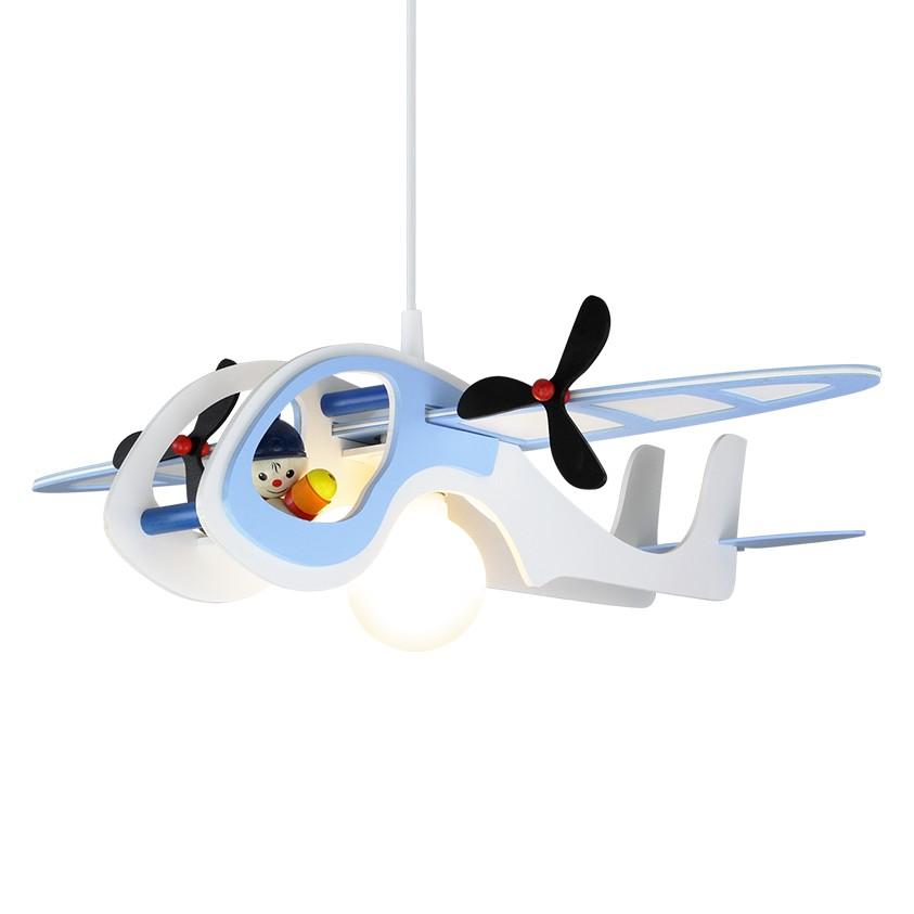 Pendelleuchte Flugzeug Kasper