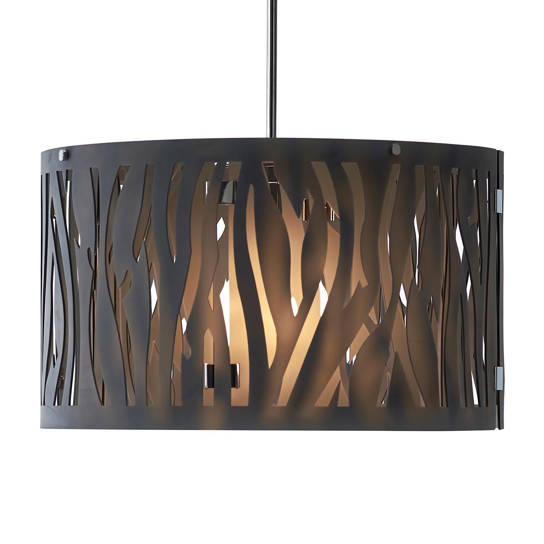 EEK A++, Pendelleuchte Grass - Kunststoff / Metall - 1-flammig -  bei Home24 - Möbel