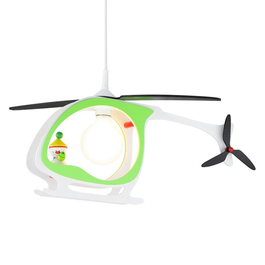 home24 Pendelleuchte Hubschrauber Kasper