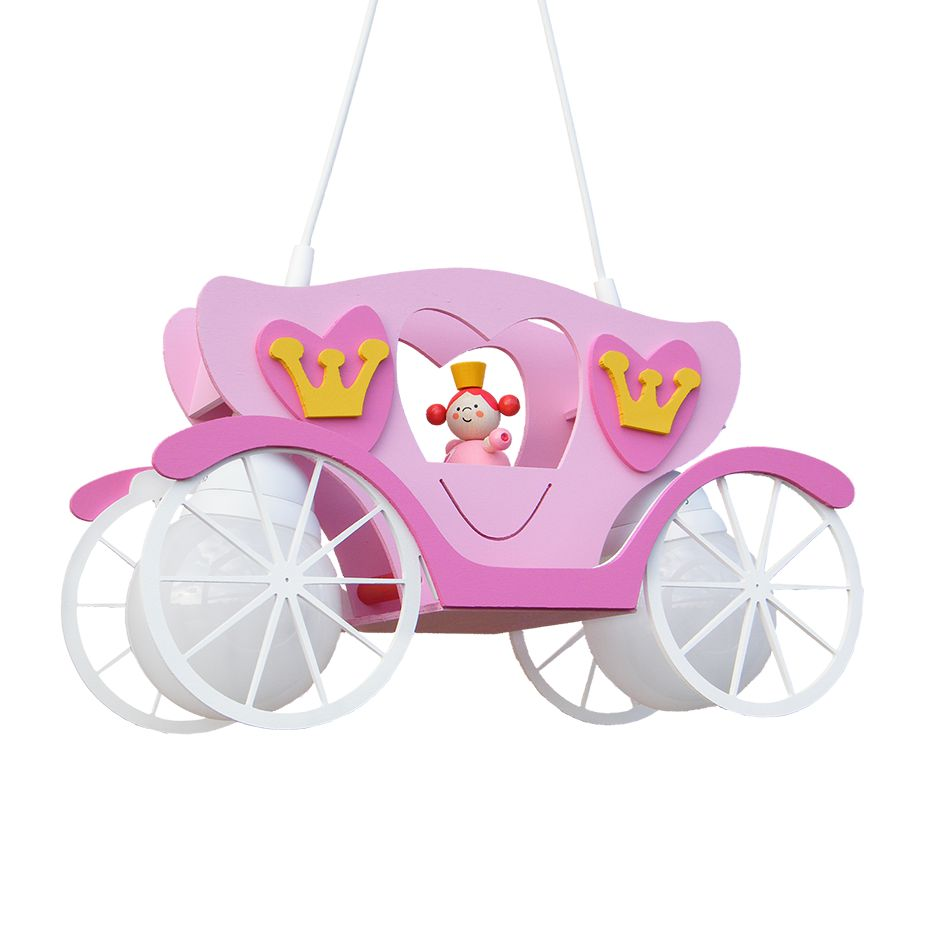 home24 Pendelleuchte Kutsche Prinzessin Leia