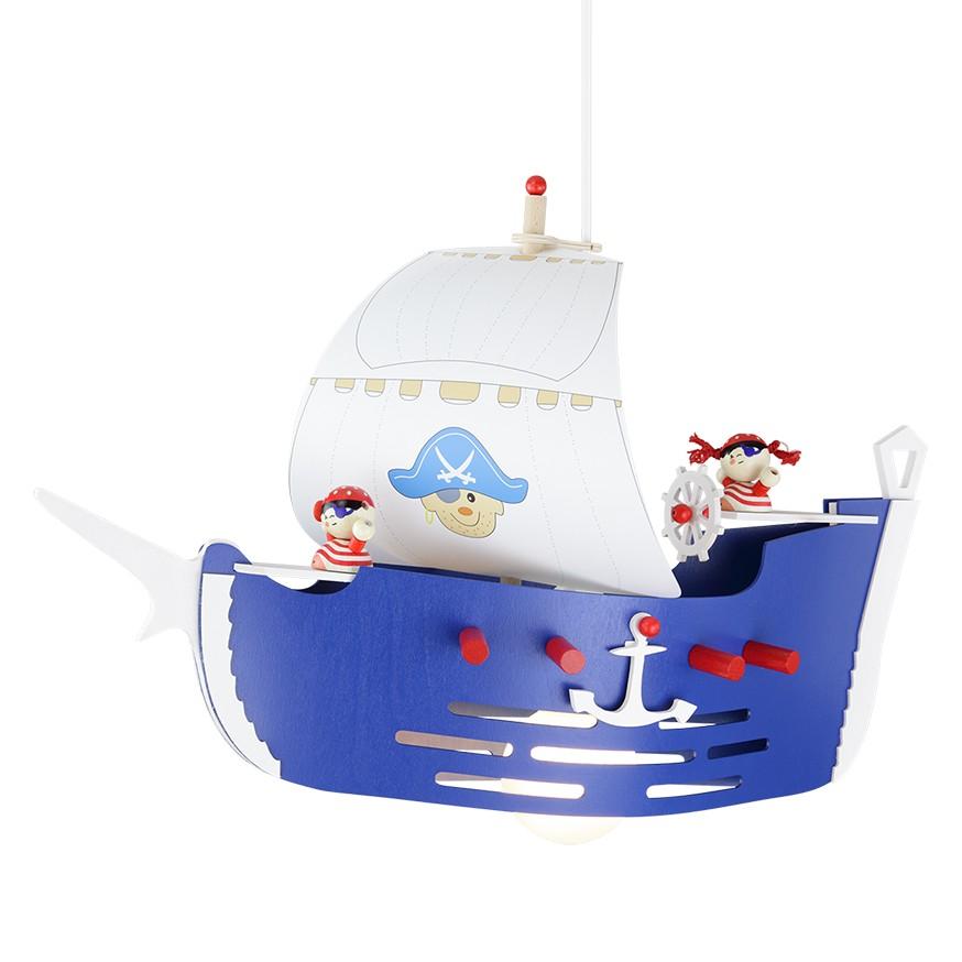 Suspension bateau de pirates