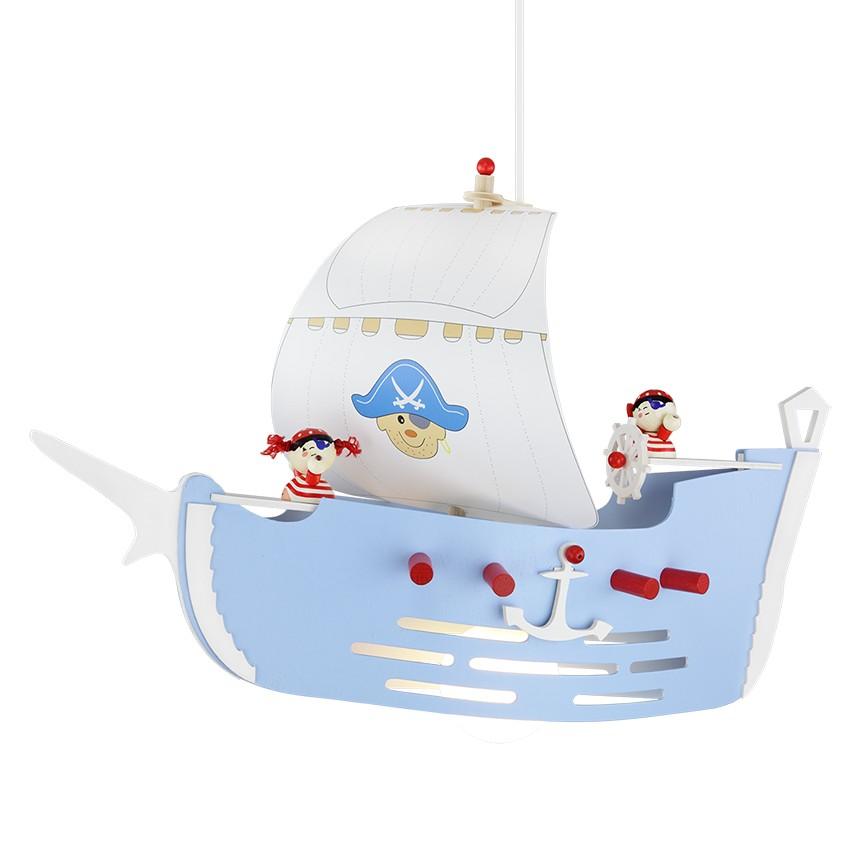 home24 Pendelleuchte Piratenschiff