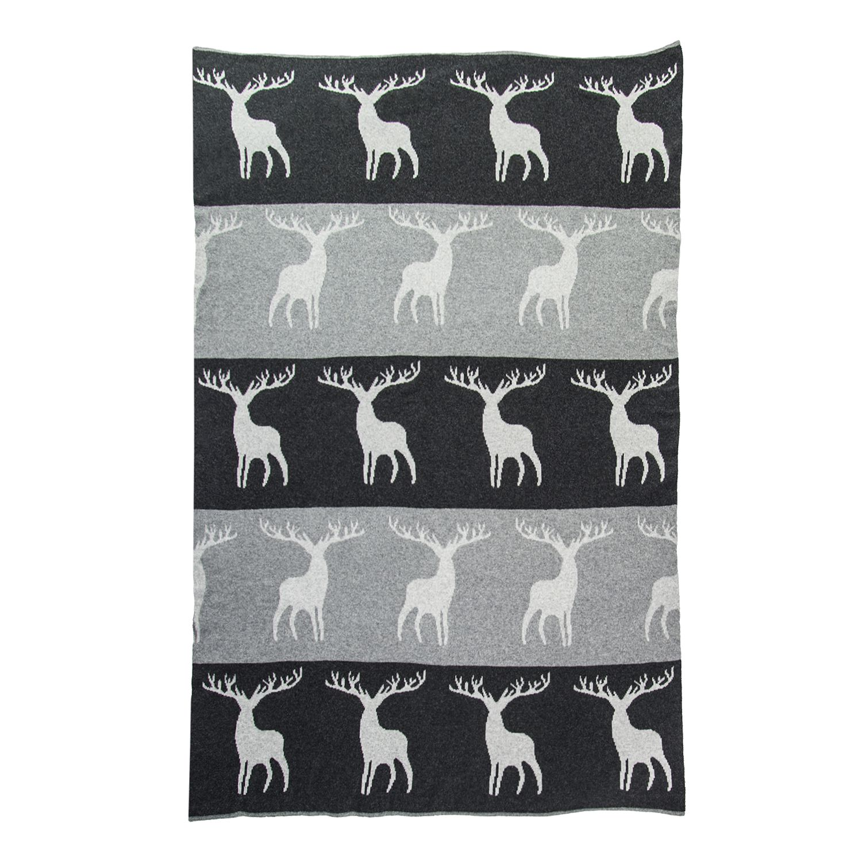 Plaid T-Cuddly Deers