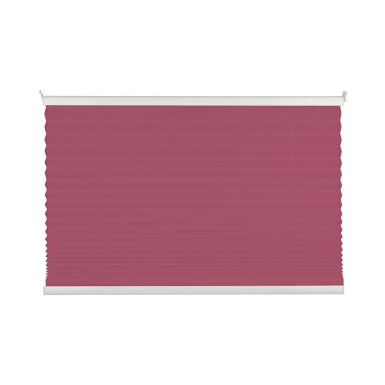 home24 Plissee Free III   Heimtextilien > Jalousien und Rollos   Pink   Textil   mydeco