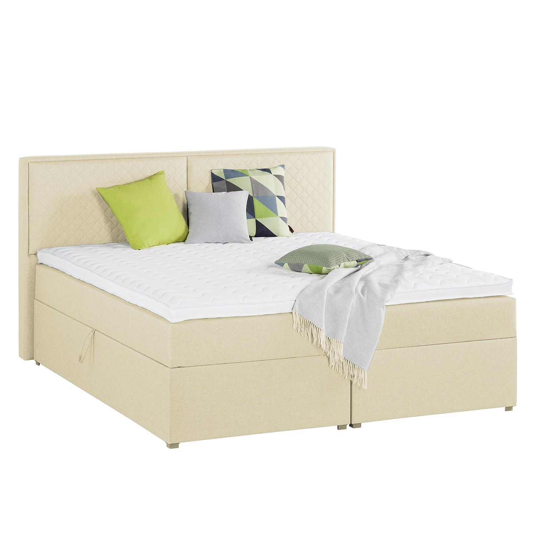 Gestoffeerd bed Asmara, KIYDOO