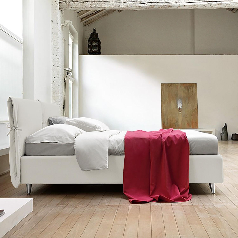 home24 Polsterbett Fanna   Schlafzimmer > Betten > Polsterbetten   Beige   Studio Copenhagen