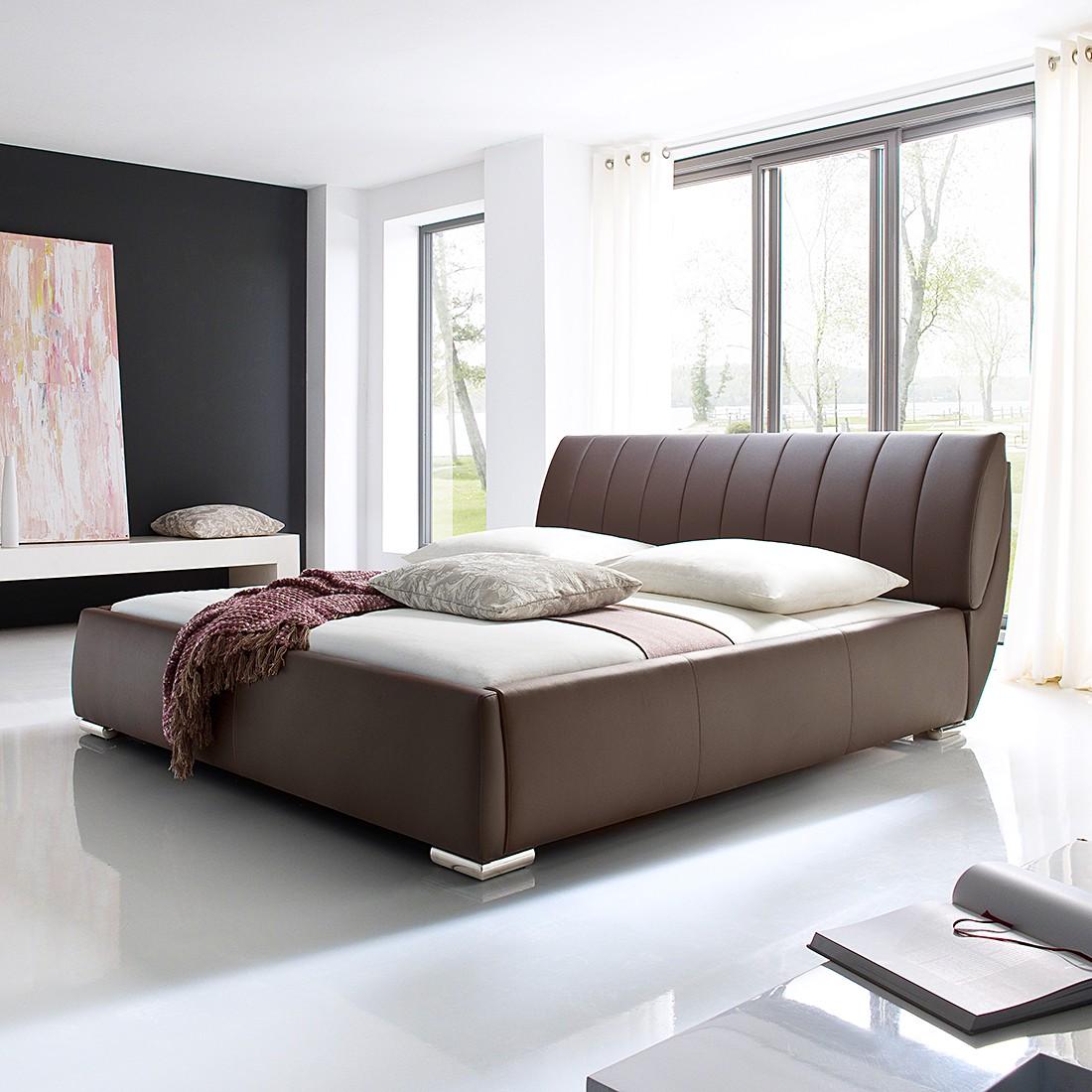 charming einfache dekoration und mobel das smarte bett luna #2: Polsterbett Luna - Kunstleder | home24