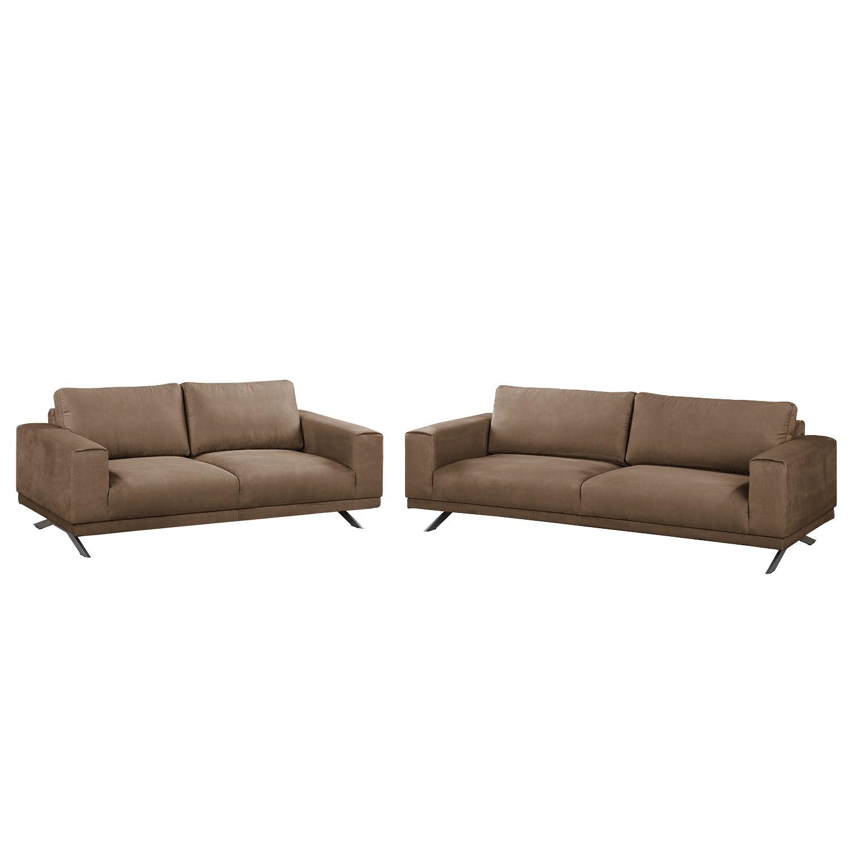 home24 Polstergarnitur Ramilia (3-2) | Wohnzimmer > Sofas & Couches > Garnituren