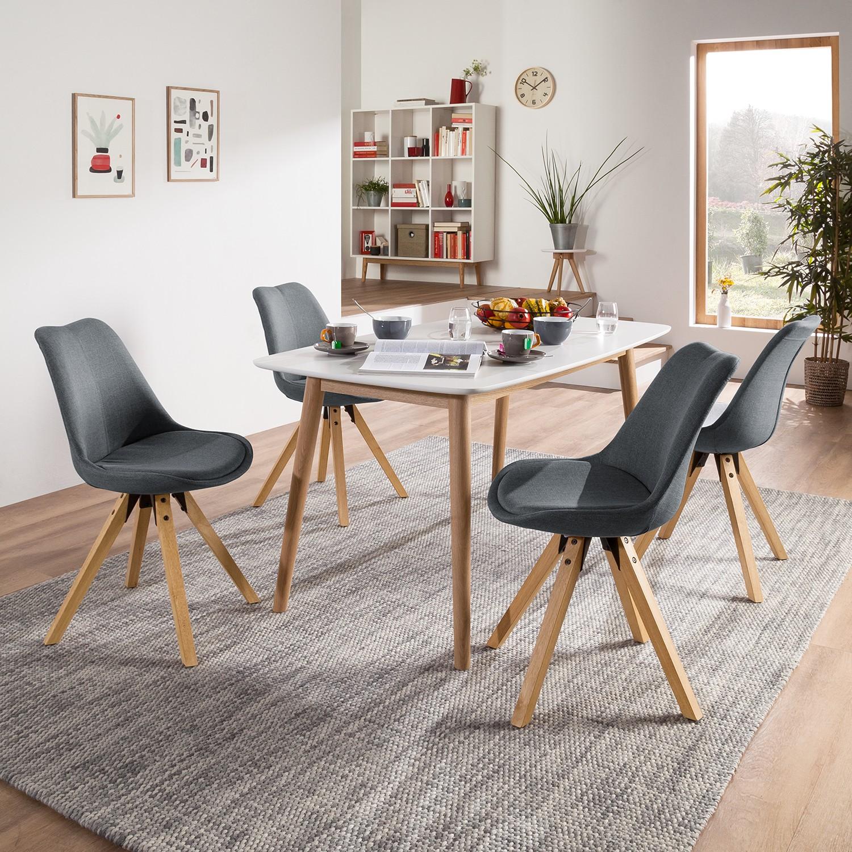 Home24 Gestoffeerde stoelen Aledas II, home24